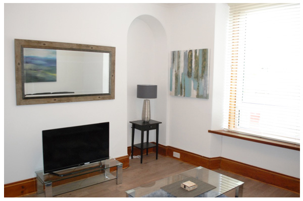 BlueTree Serviced Apartments in Aberdeen